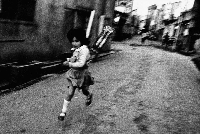 art blog - Daido Moriyama - empty kingdom