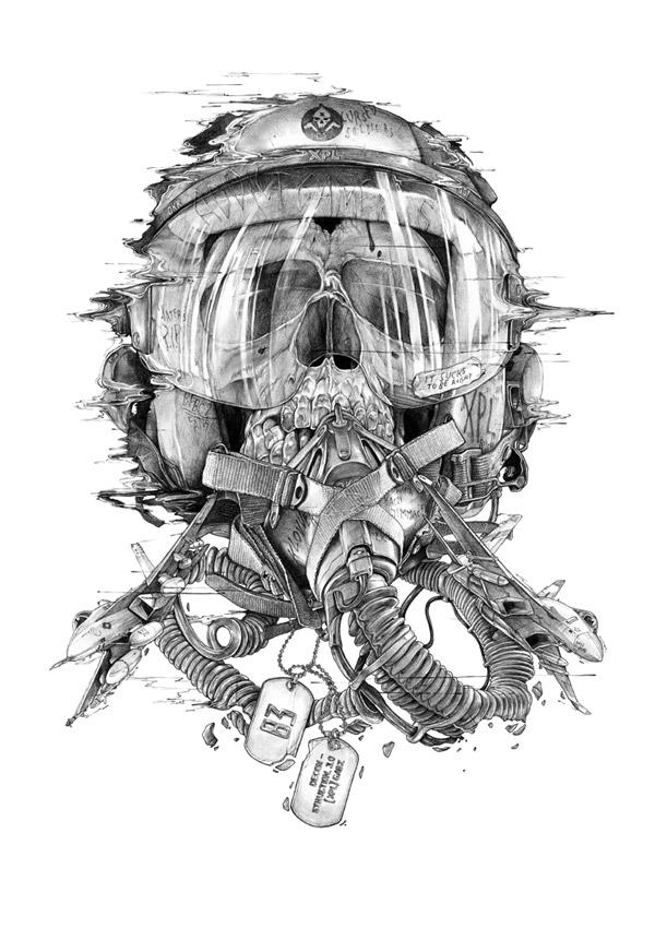 art blog - Grzegorz Domaradzki - GABZ - empty kingdom