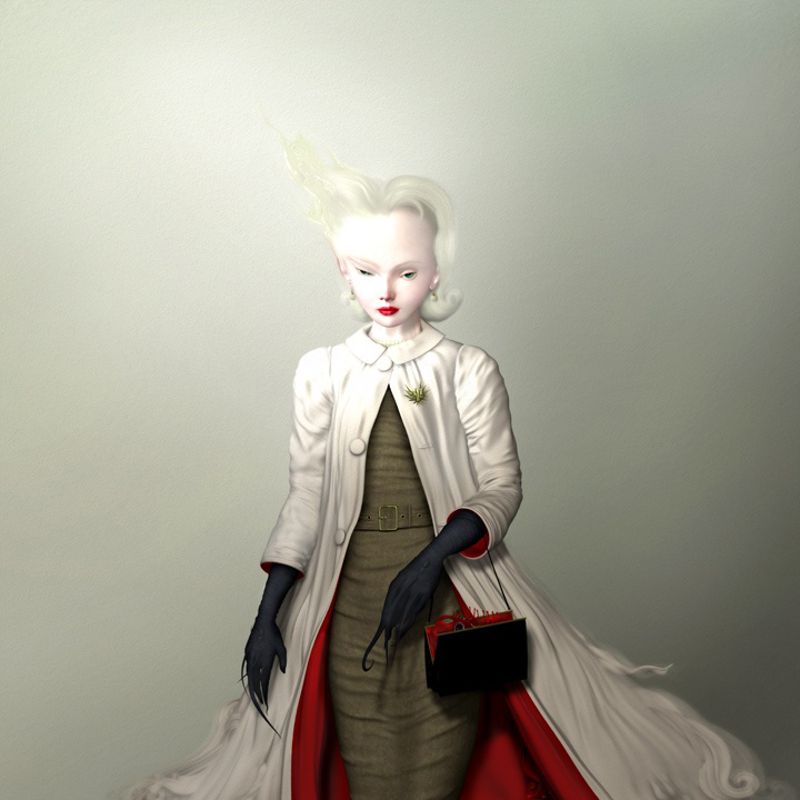 art blog - Ray Caesar - empty kingdom