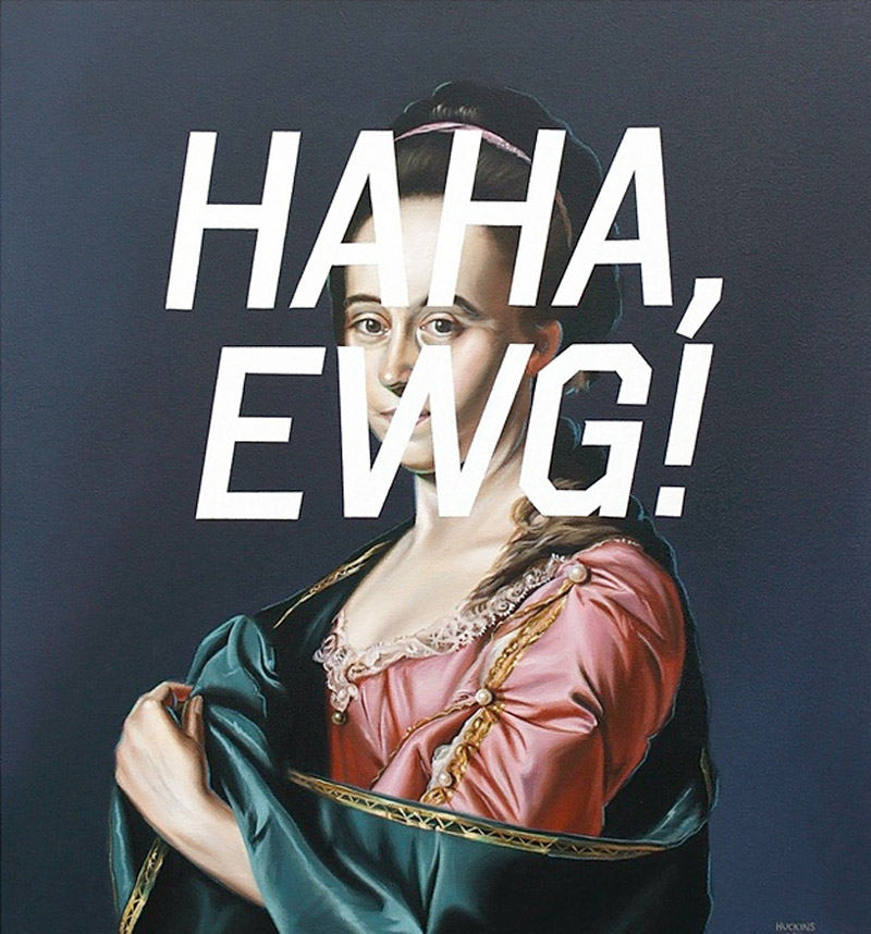 art blog - Shawn Huckins - empty kingdom