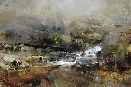 art blog - Tibor Nagy - empty kingdom