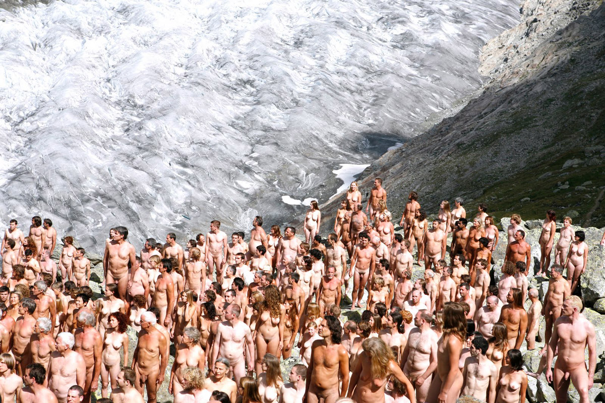 Empty Kingdom - Spencer Tunick - Art Blog
