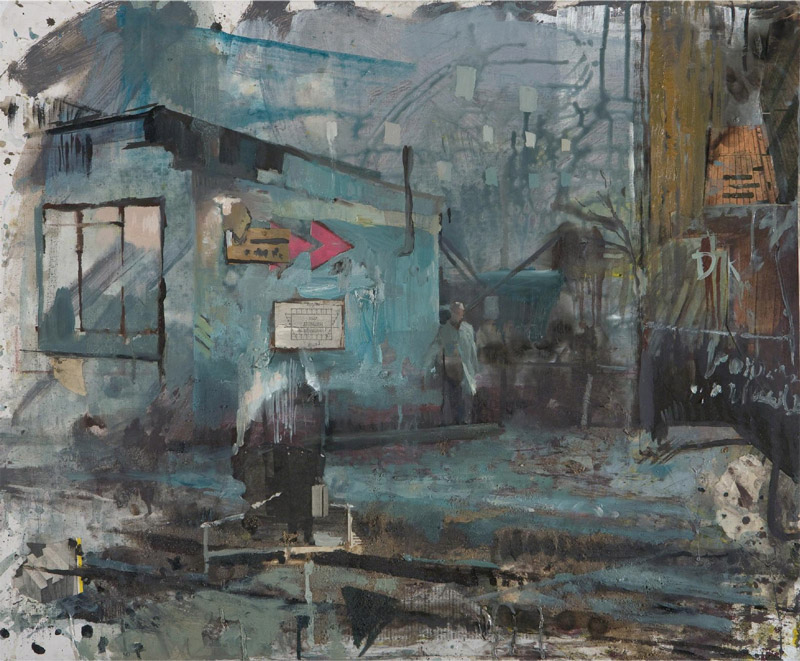 art blog - Daniel Pitin - empty kingdom