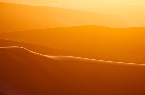 Layered dune