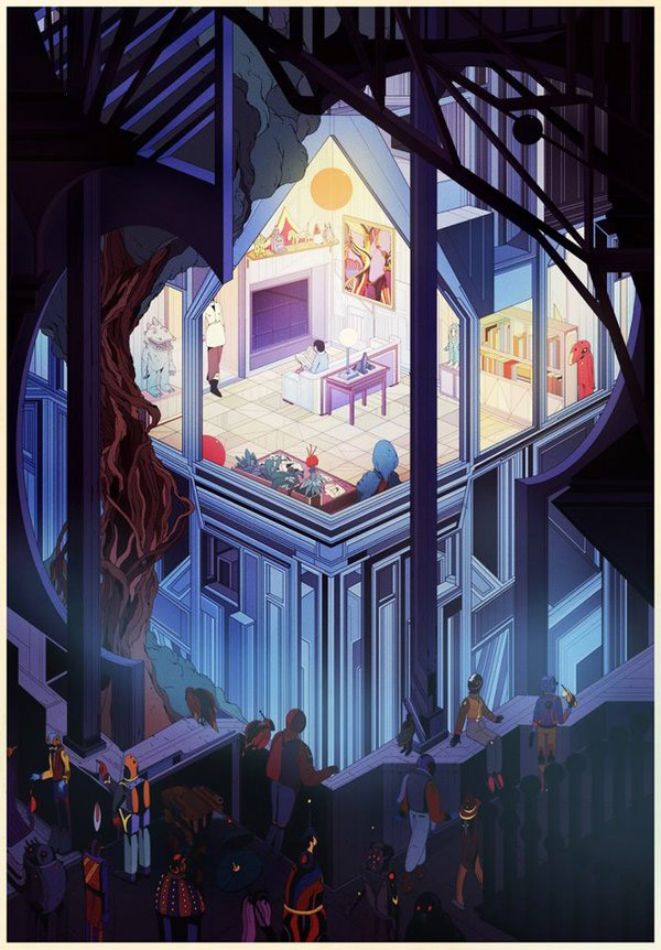 art blog - Kilian Eng - empty kingdom