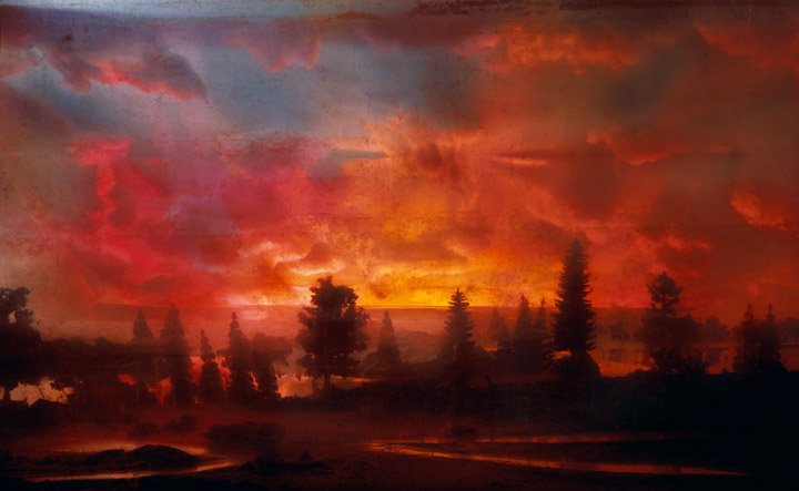 art blog - Kim Keever - empty kingdom