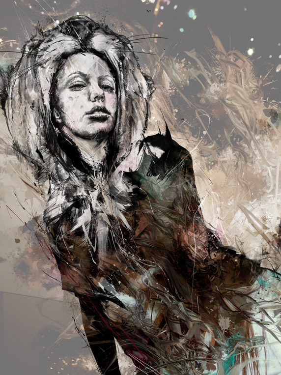 Art Blog - Russ Mills - Empty Kingdom