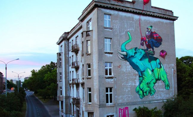 art blog - ETAM CRU - empty kingdom