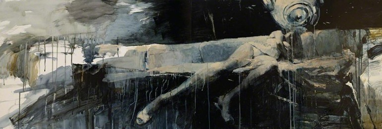 art blog - Ashley Wood - empty kingdom
