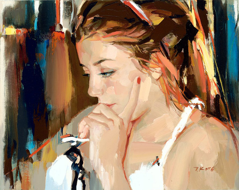art blog - Josef Kote - empty kingdom