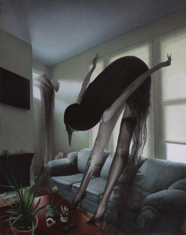 art blog - Eric Fortune - empty kingdom