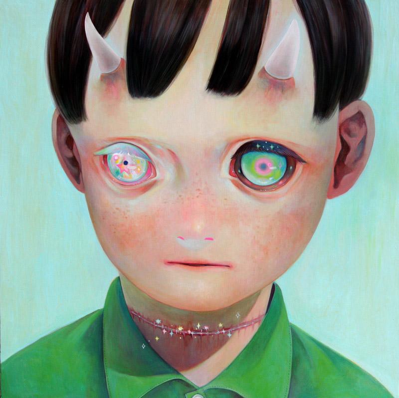 art blog - Hikari Shimoda - empty kingdom