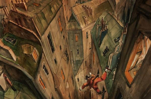 art blog - Olivier Bonhomme - Empty Kingdom