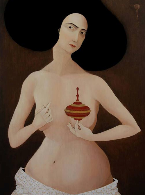 Art Blog - Hayv Kahraman - Empty Kingdom
