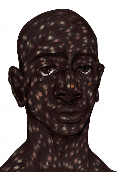 Art Blog - Toyin Odutola - Empty Kingdom