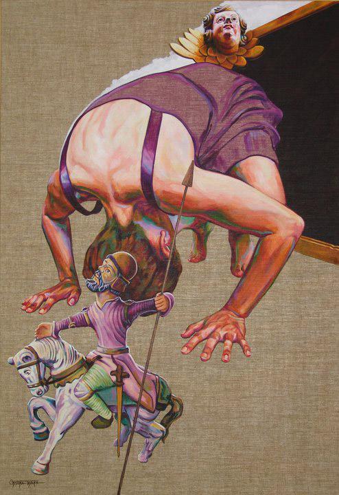 art blog - Cristina Troufa - empty kingdom