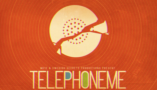 art blog -telephoneme - empty kingdom