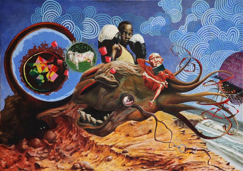 art blog - George Karakasoglou - empty kingdom