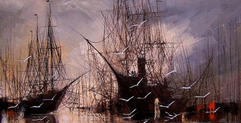 art blog - Justyna Kopania - empty kingdom