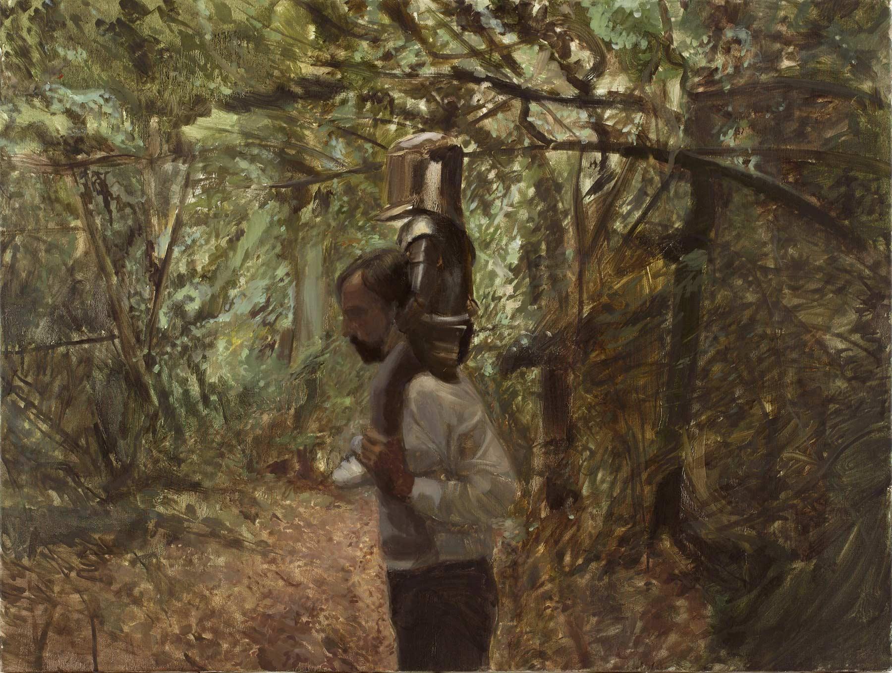 Pere Llobera - Empty Kingdom - Art Blog