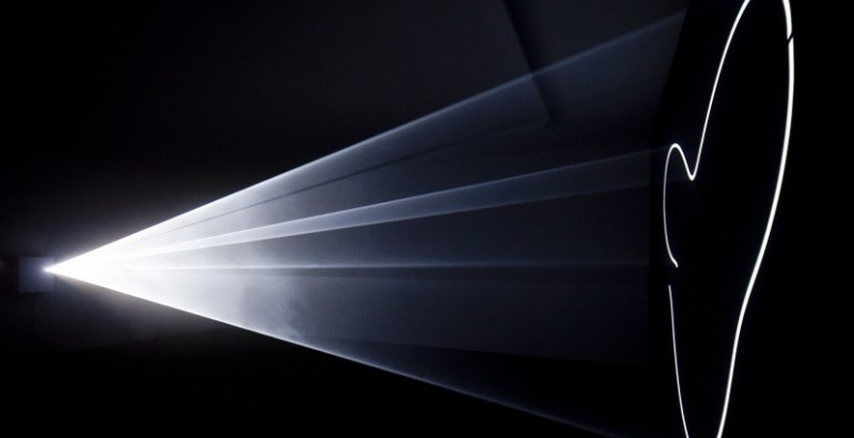 Anthony McCall - Empty Kingdom - Art Blog