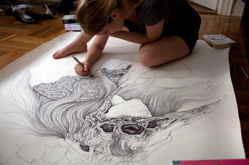 Самые красивые рисунки своими руками 33