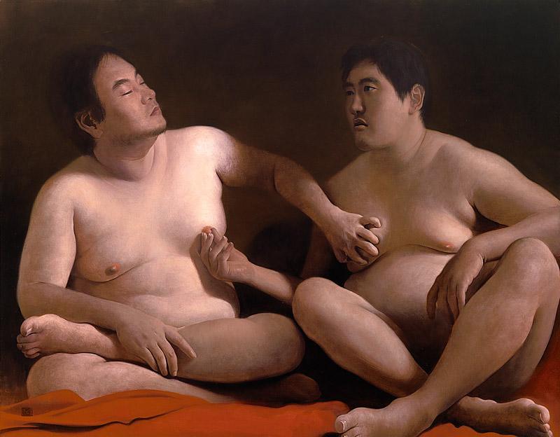art blog - Lee Chen Dao - empty kingdom