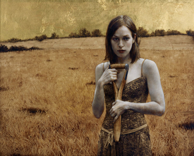 Art Blog - Brad Kunkle - Empty Kingdom