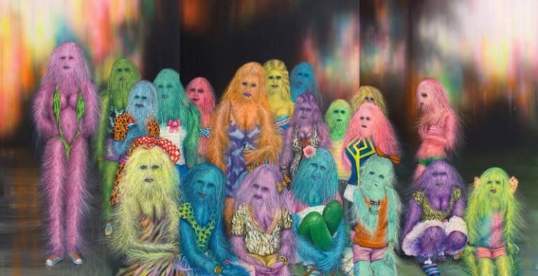 Art Blog - Erik Sandberg - Empty Kingdom