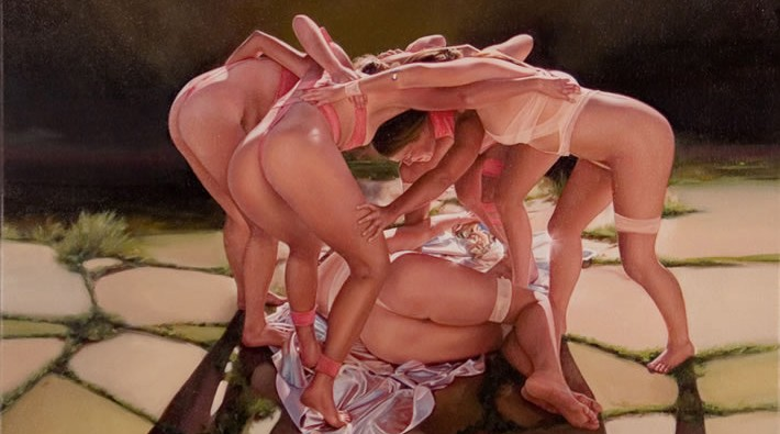 art blog - Jennifer Nehrbass - empty kingdom