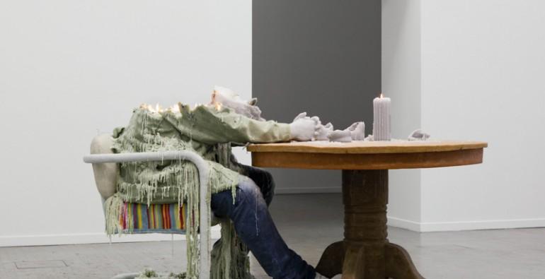 art blog - Urs Fischer - empty kingdom