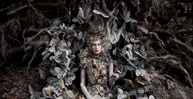 Kirsty Mitchell - Empty Kingdom - Art Blog