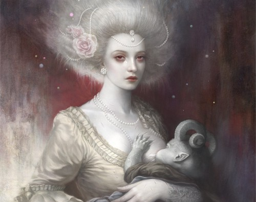 Tom Bagshaw - Empty Kingdom - Art Blog