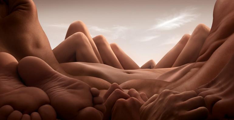 Carl Warner - Empty Kingdom - Art Blog