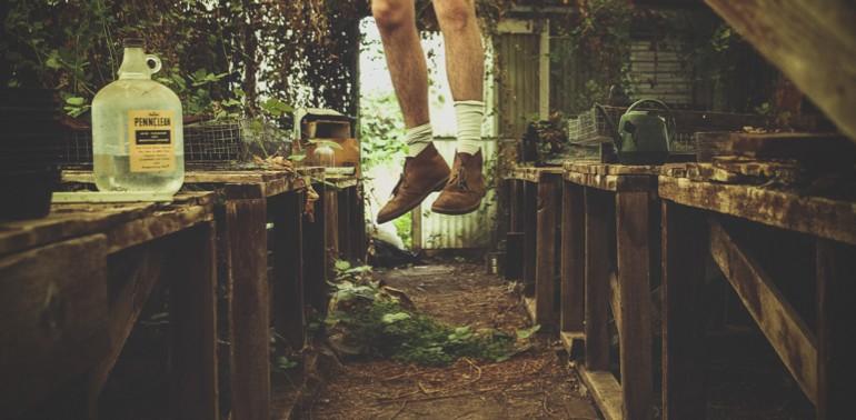Brendon Burton - Empty Kingdom - Art Blog