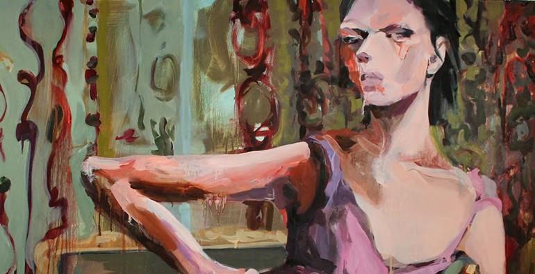 Theresa Pfarr - Empty Kingdom - Art Blog