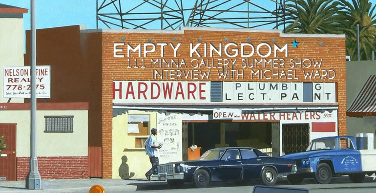 Michael Ward - Empty Kingdom - Art Blog