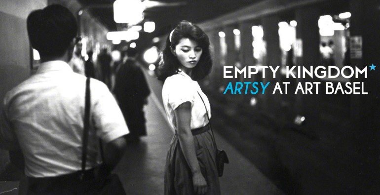 Artsy - Empty Kingdom - Art Blog