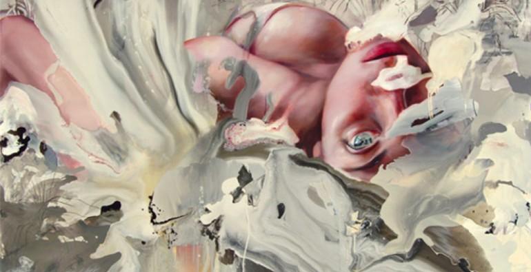 Angela Fraleigh - Empty Kingdom - Art Blog