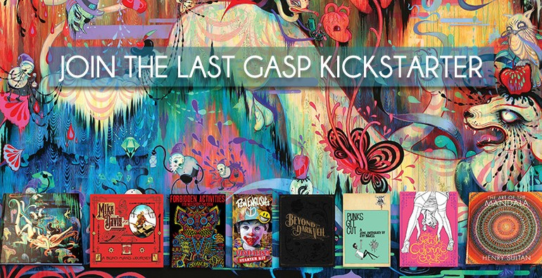 THE LAST GASP - EMPTY KINGDOM - KICKSTARTER