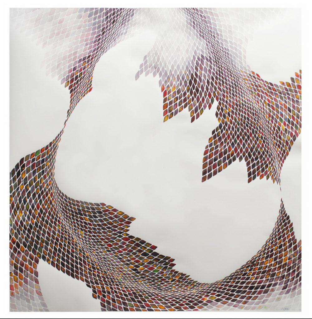Composition II, 2014